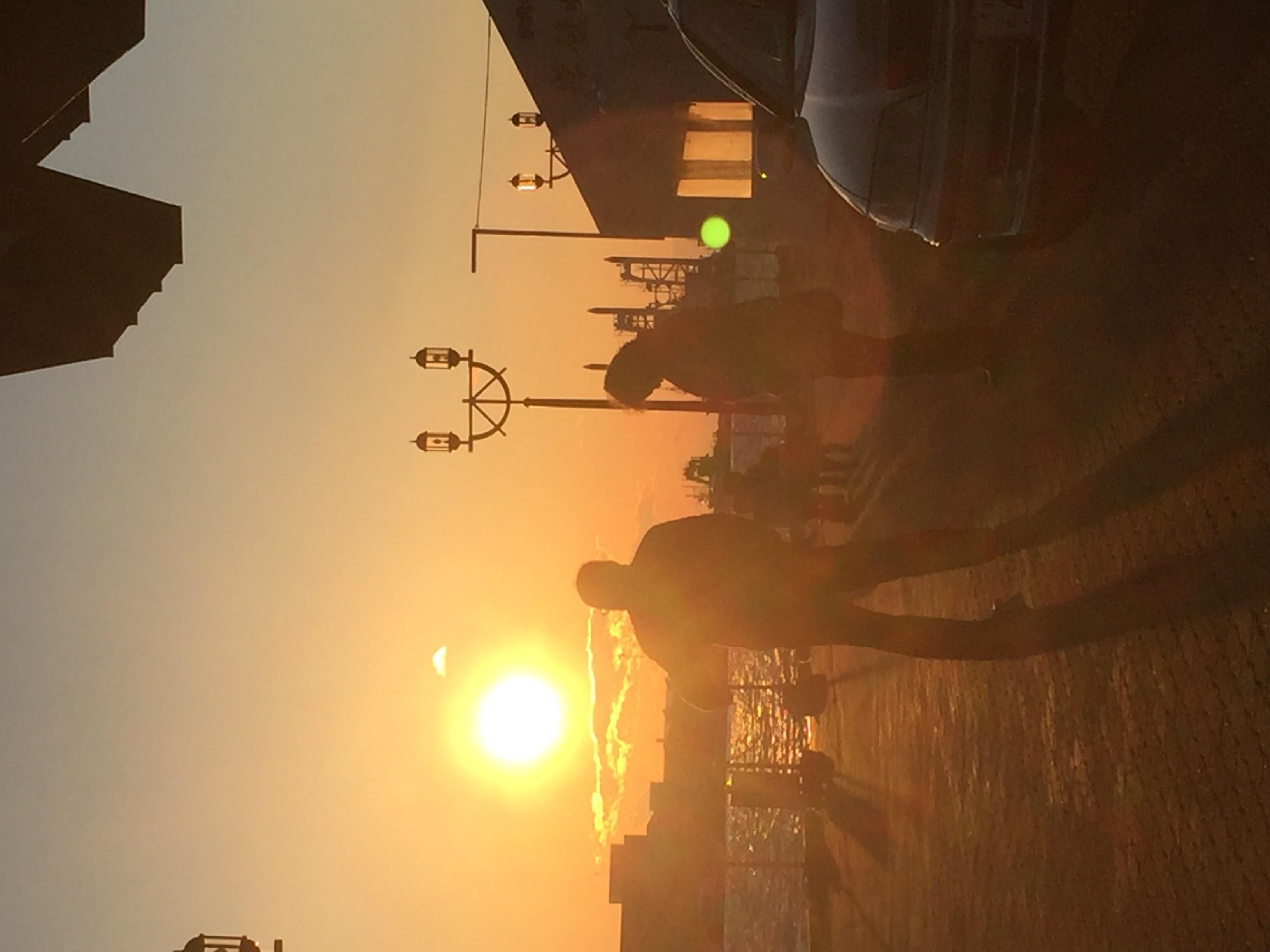 世界三大夕陽 釧路市